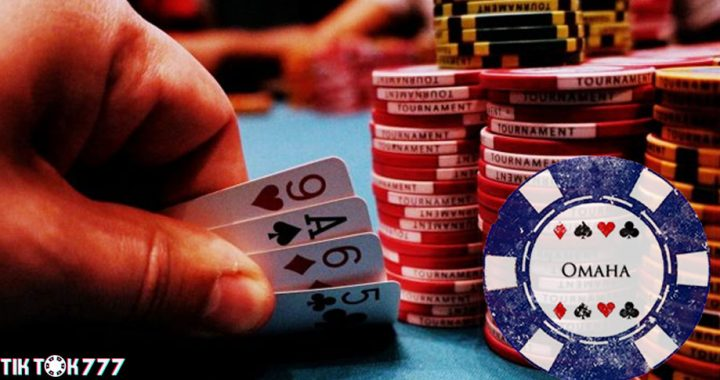 Strategi Turnamen Poker Omaha